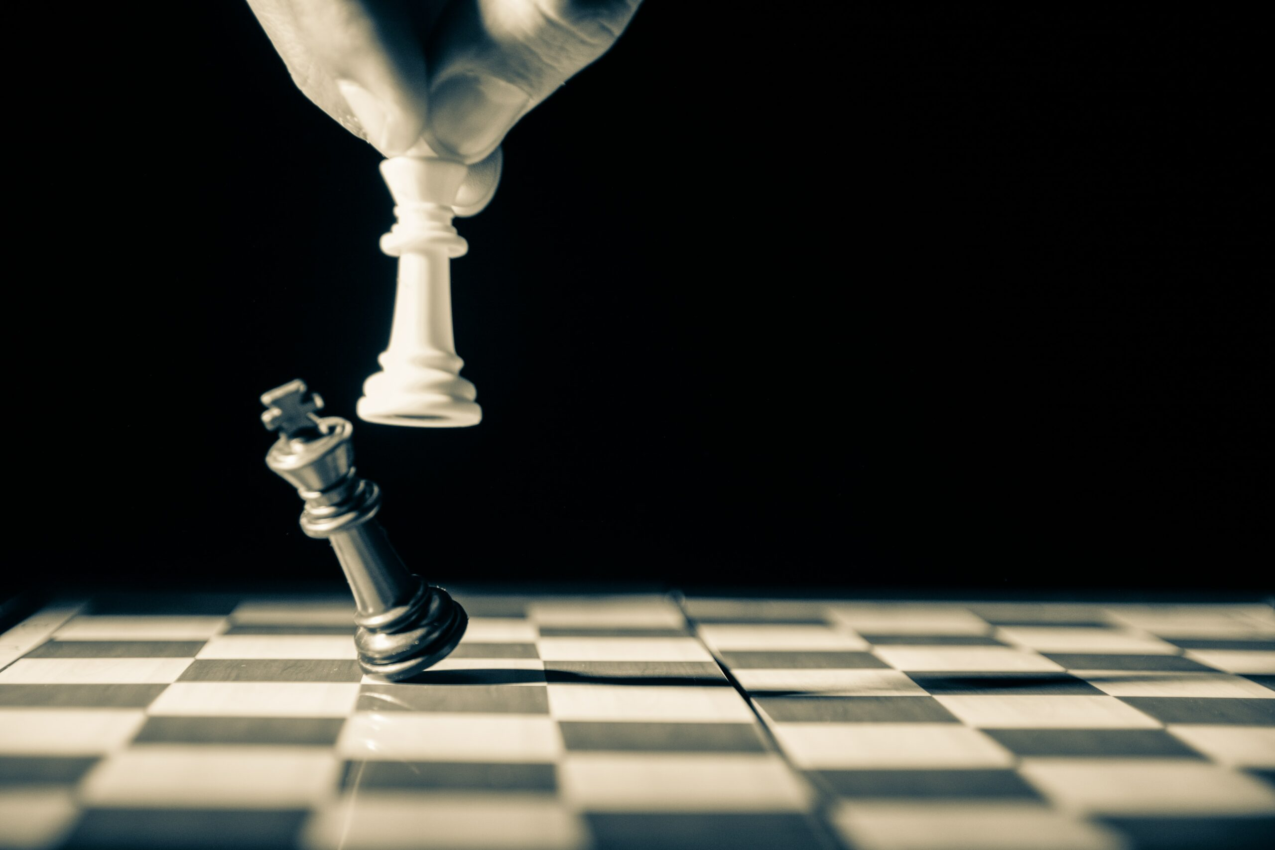 Competitive Intelligence – The First Step